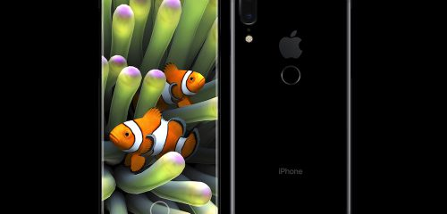 iPhone Edition black