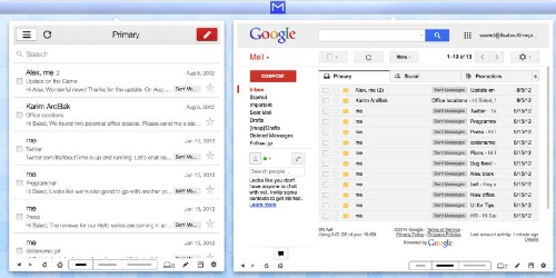 App for gmail 2014