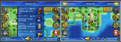 Civilization revolution iOS