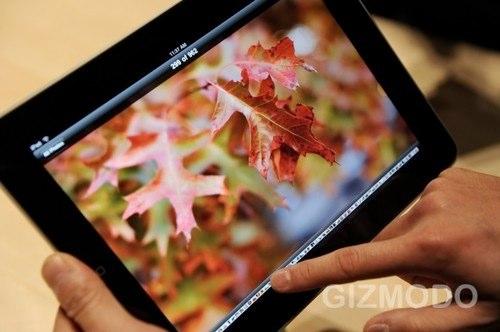 iPad первые отзывы