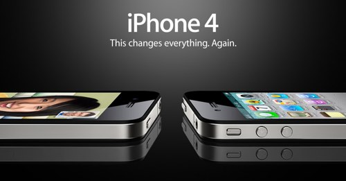 iPhone 4 changes everything