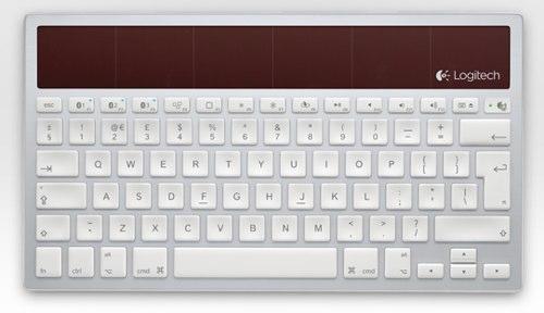 K760 solar keyboard