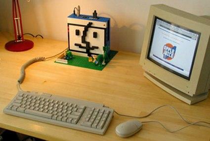Lego Mac