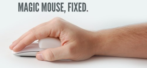 magic mouse fixed