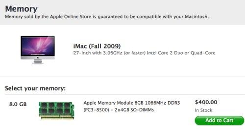 Original Apple RAM